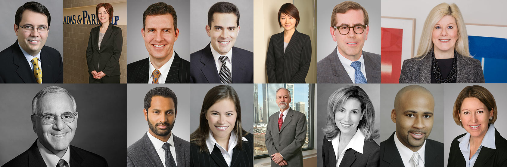 Portraits of Chicago Lawyers