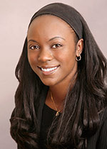 Lawyer at Latham & Watkins professional headshot.